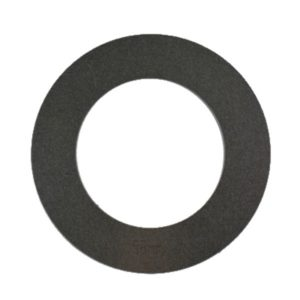 58mm round metal spacer for using with a circle cutter for badge artwork